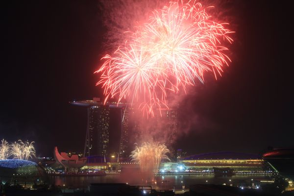 Singapore National Day 2011