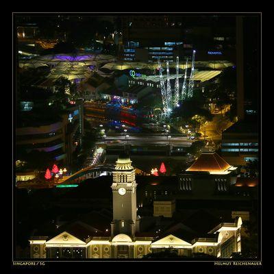 Singapore Night Impressions X, Clarke Quay, Singapore / SG