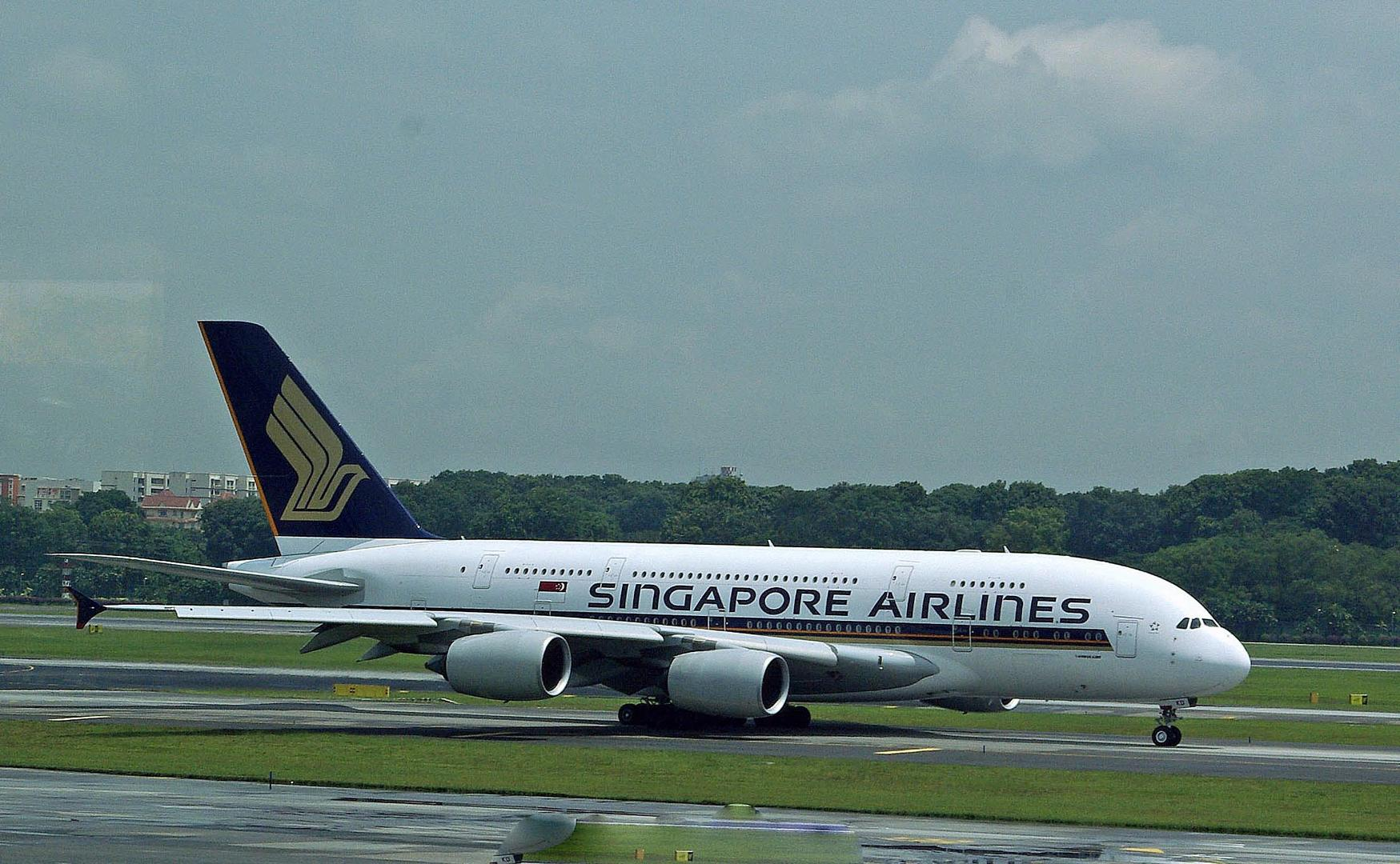 Singapur Airlines Airbus A380
