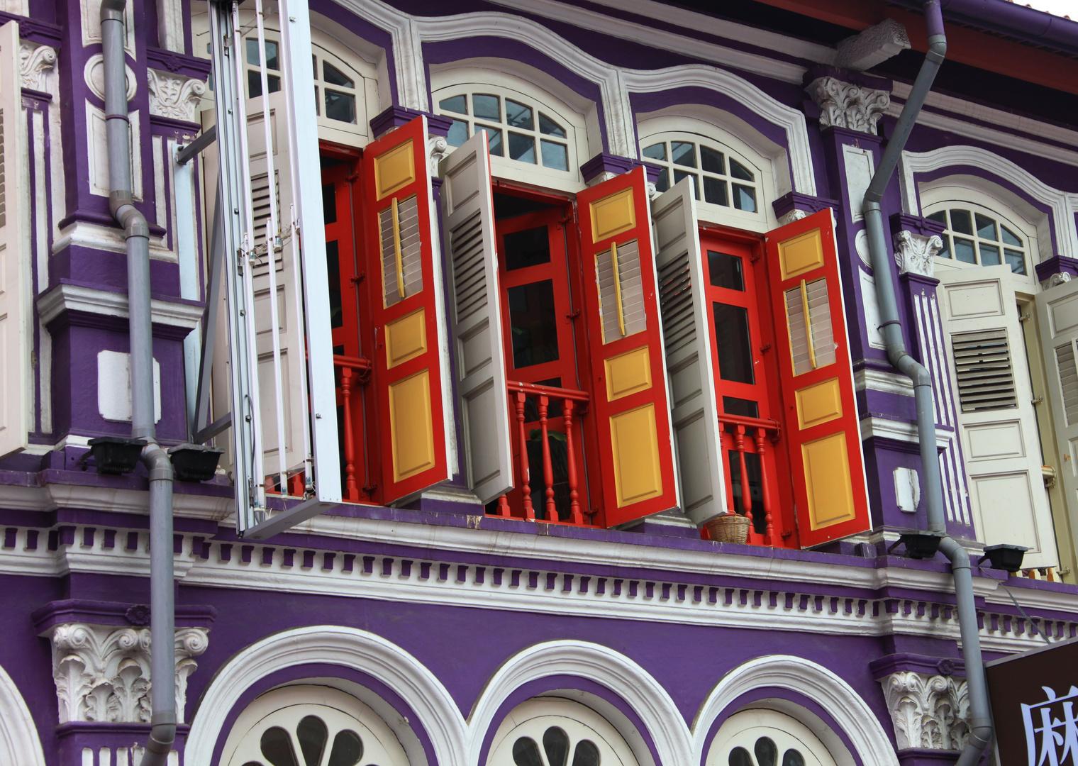 Singapur Chinatown Detail 1
