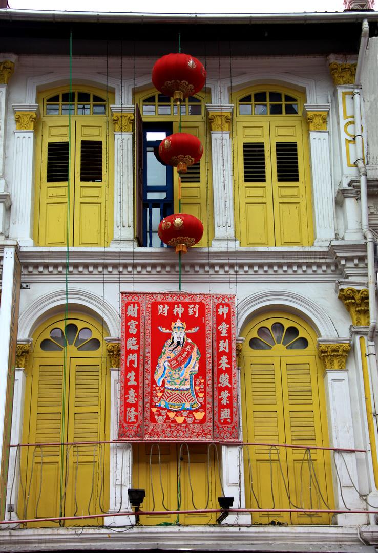 Singapur Chinatown Details 2