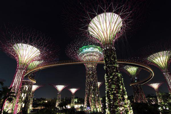 Singapur: Gardens by the Bay