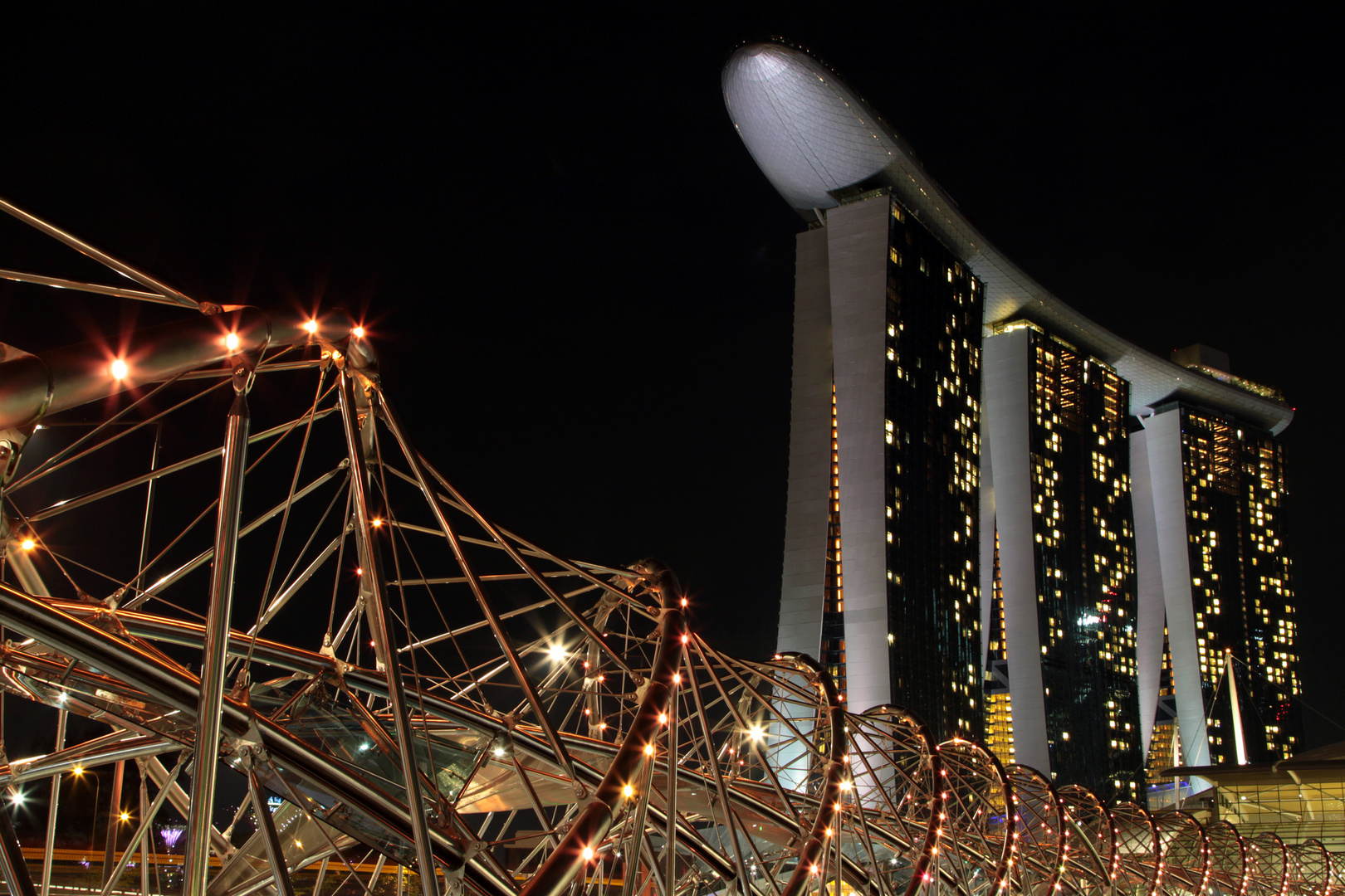 Singapur: Marina Bay Sands