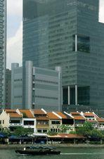 Singapur - Tradition und Moderne