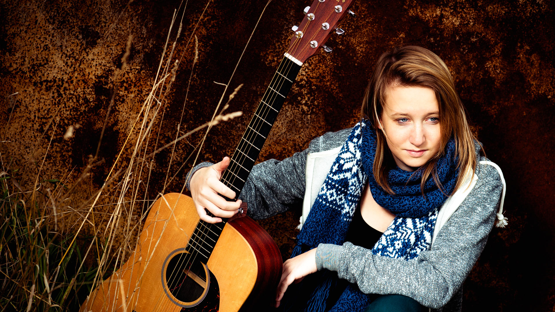 Singer & Songwriterin Michelle Bourvé