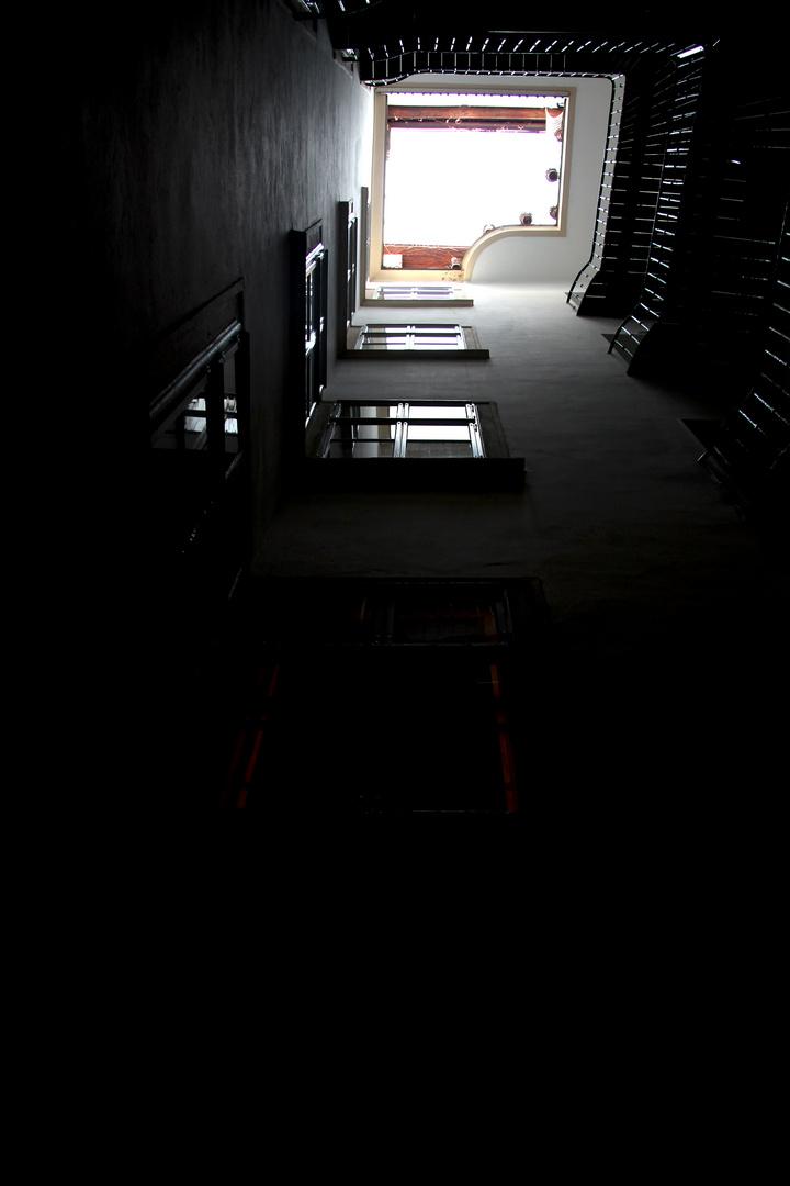 Singergasse - Wien - Licht ins Dunkle
