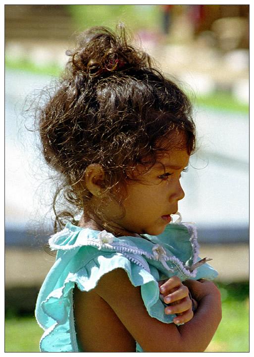 Singhalesisches Mädchen