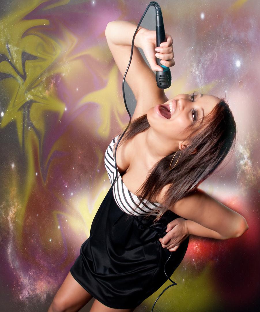 ...singing