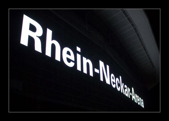 Sinsheim bei Nacht 2