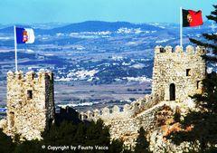 Sintra Castelo dos Mouros