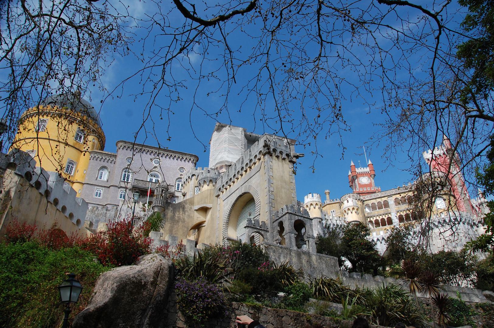 Sintra - hier findet man Portugals Neuschwanstein