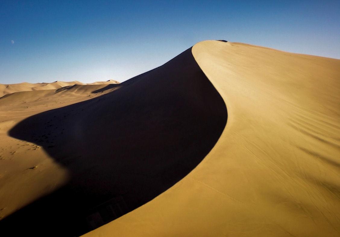 Sinuosità..........del deserto........