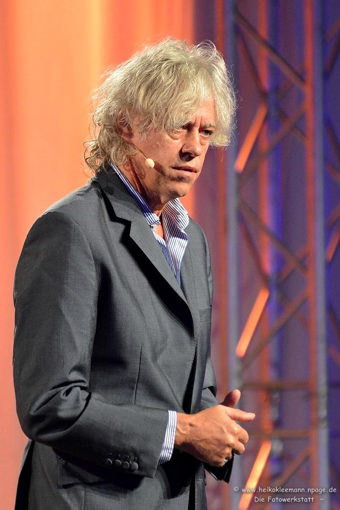 Sir Bob Geldof auf dem Campus Symposium 2014 in Iserlohn #5984