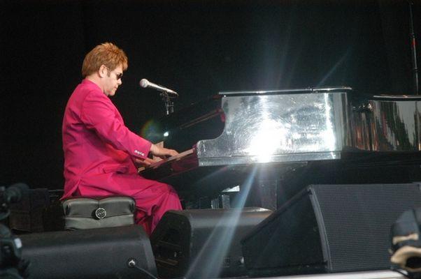 Sir Elton John in Concert