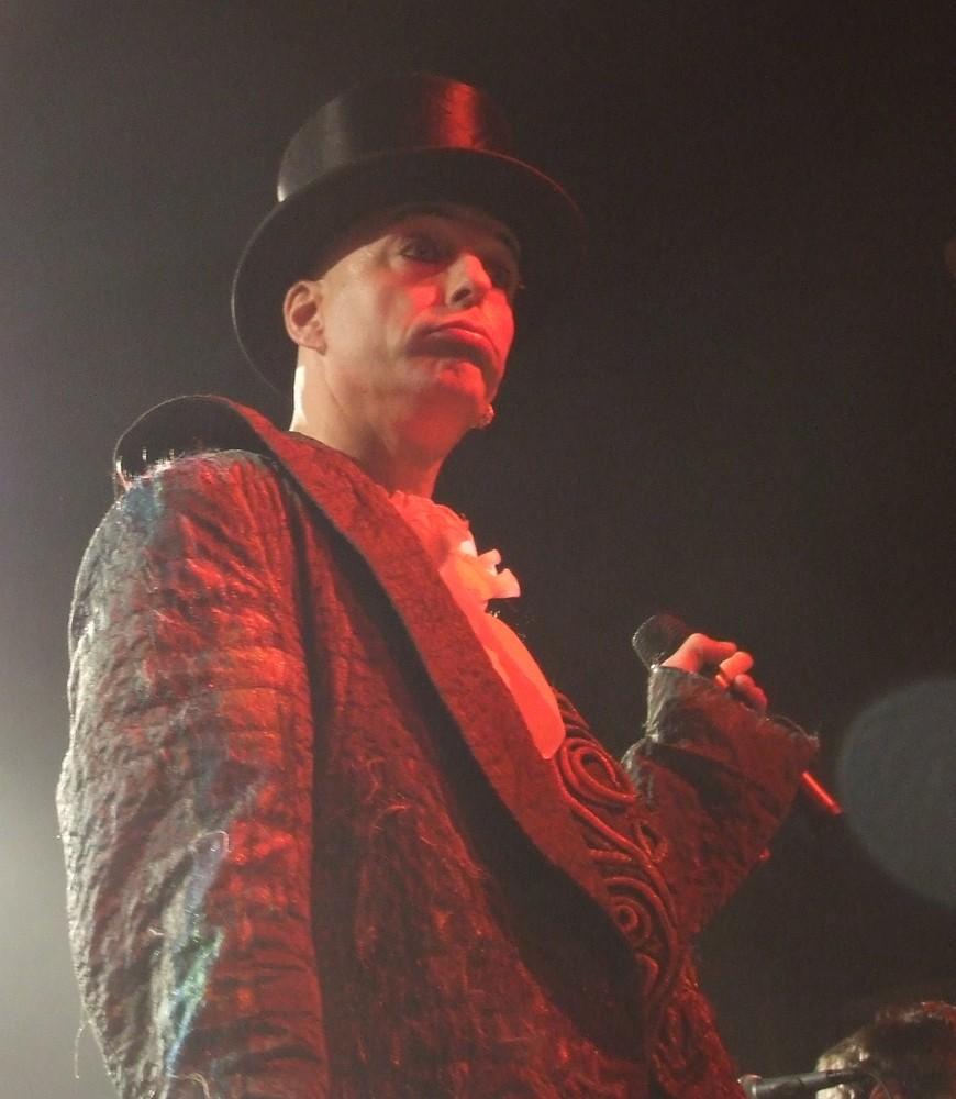 Sir Hannes, Frontman der Band Honigdieb
