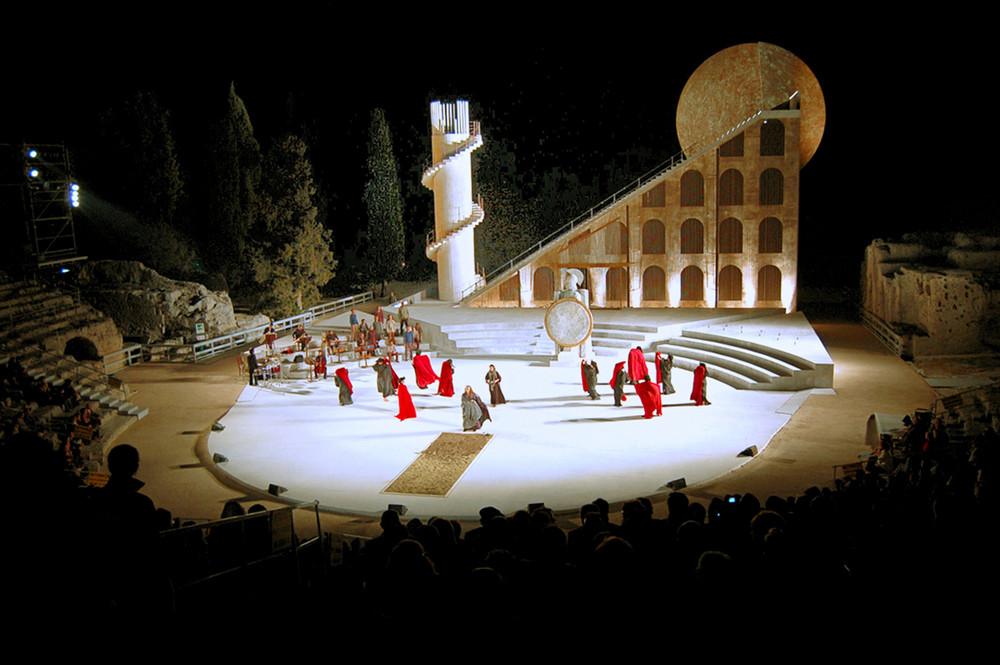 SIRACUSA, tragedia greca