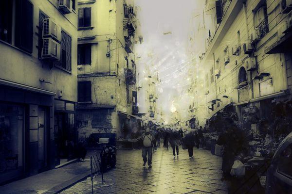 Sirene Neapel
