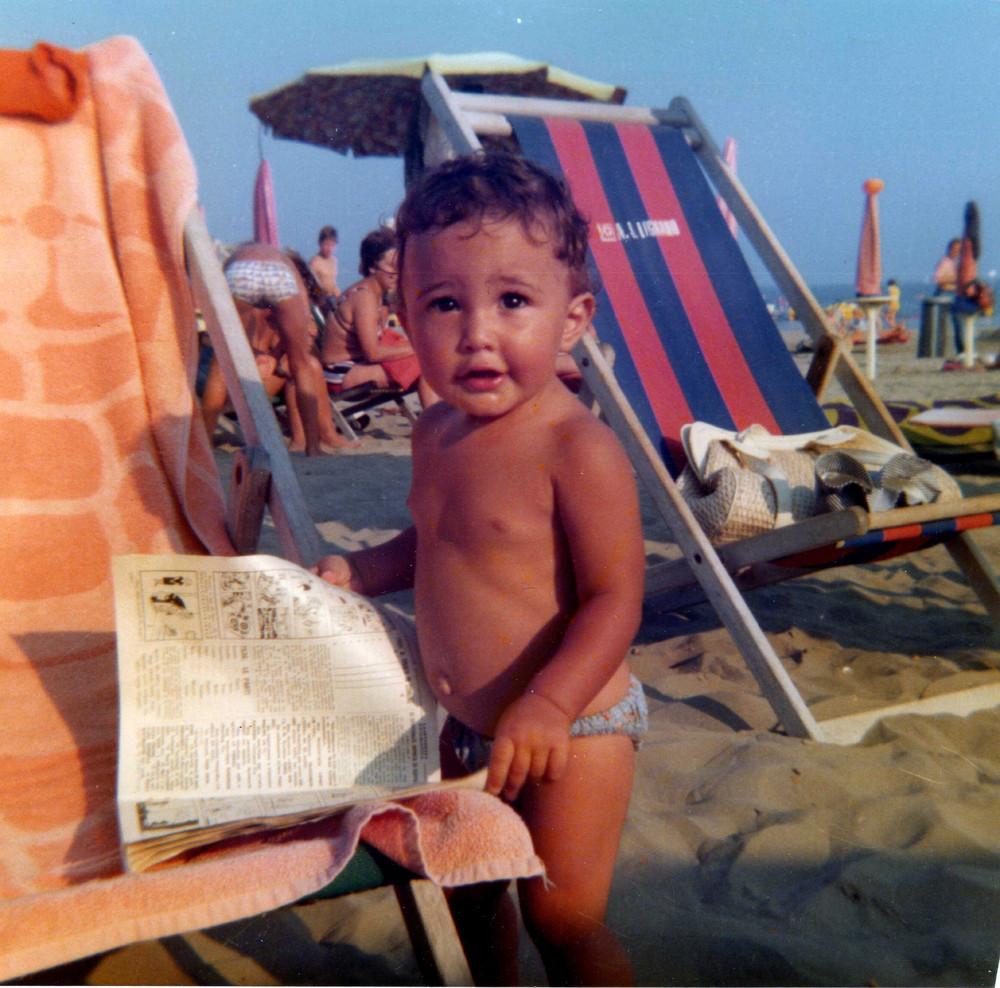 Sirenetta anni '70