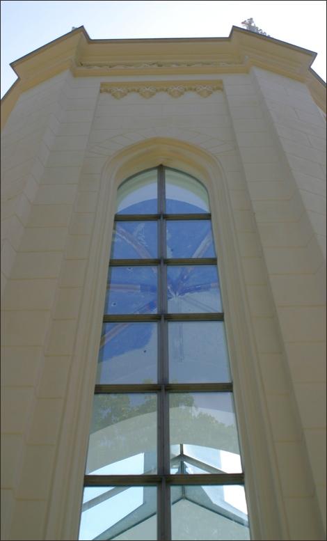 Sisi-Kapelle 'am Himmel' in Wien