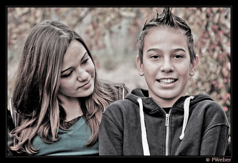 Sister&Brother I