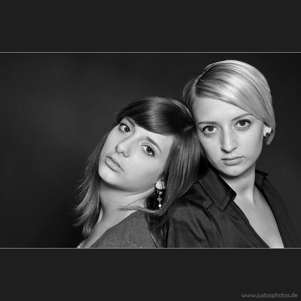... sisters ...