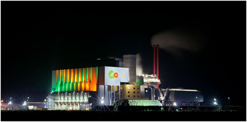 Sita Suez - Müllverbrennungsanlage - Zorbau