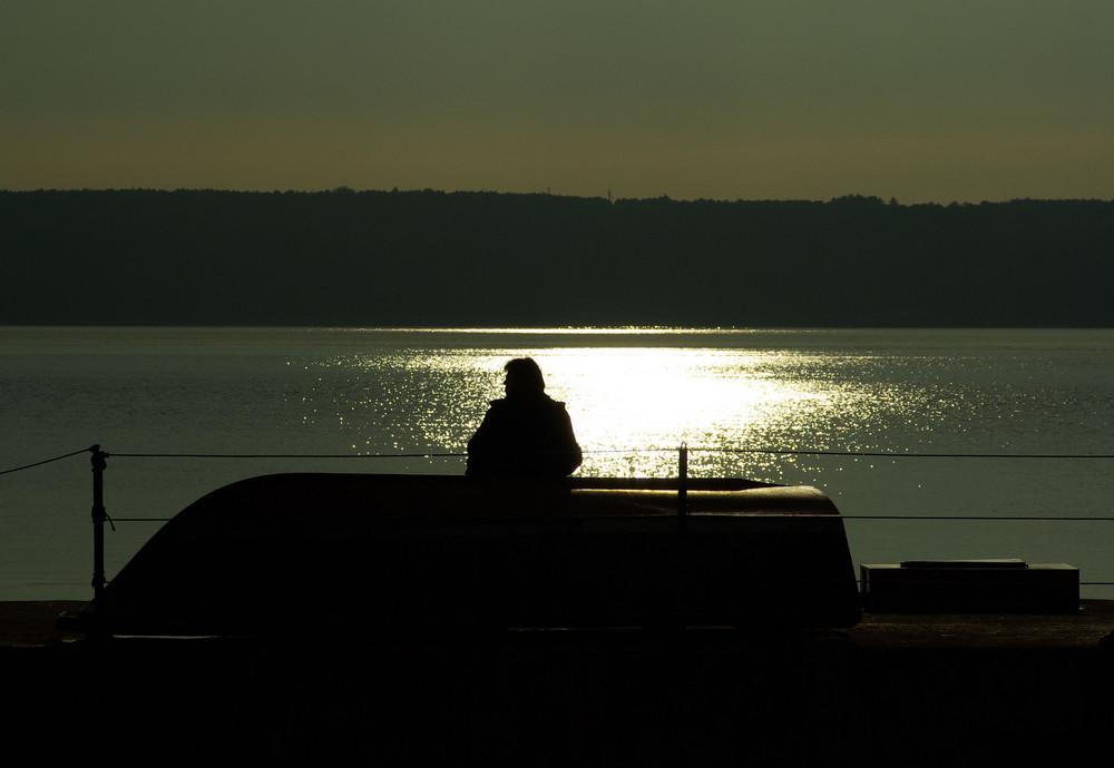 Sittin on the Docks.....