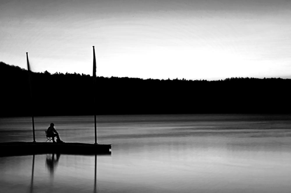 sitting... waiting... wishing...