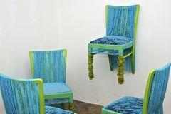 """""""Sitzobjekte"""", meine Version"""