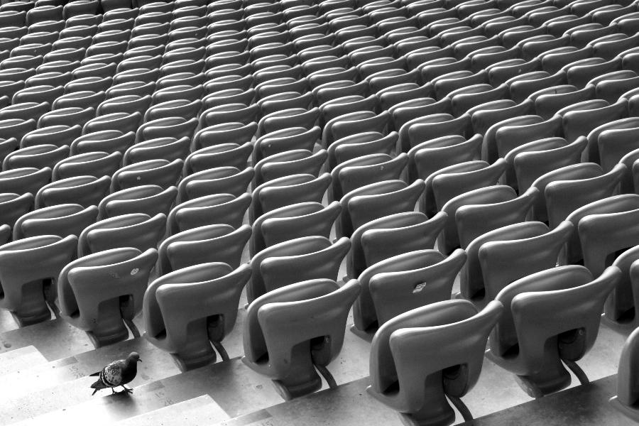 Sitzplatzsuche