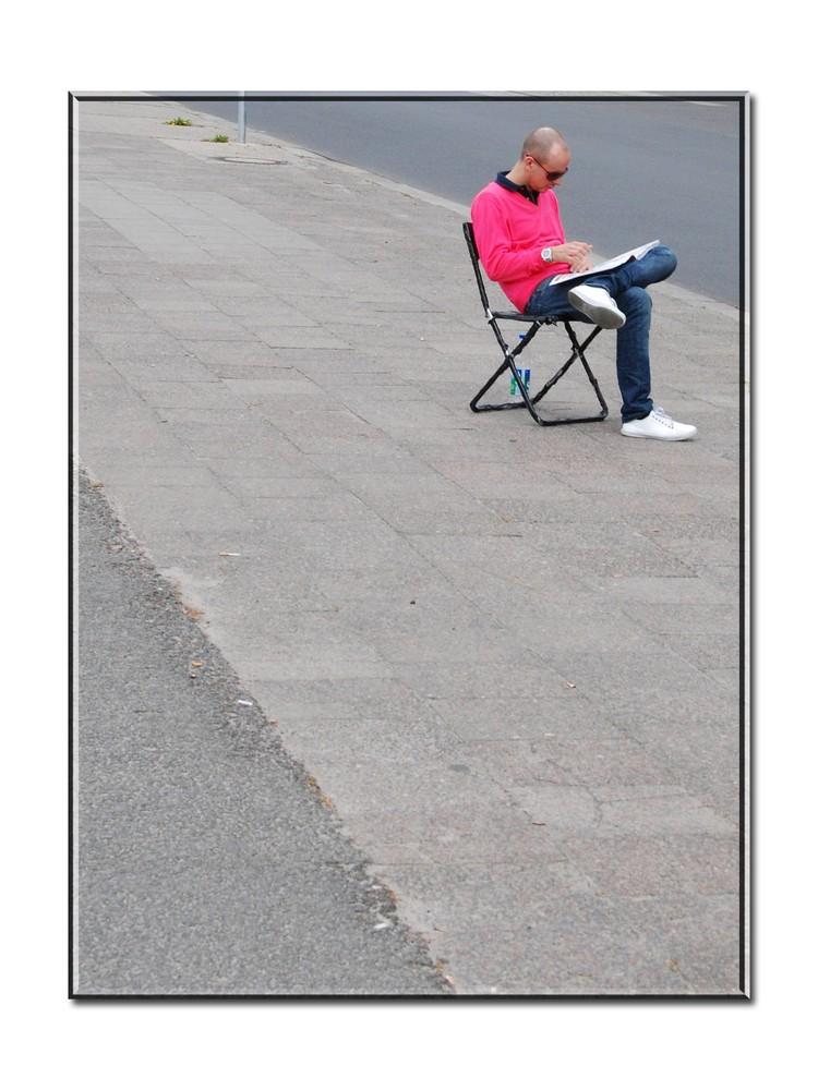 Sitzstreik