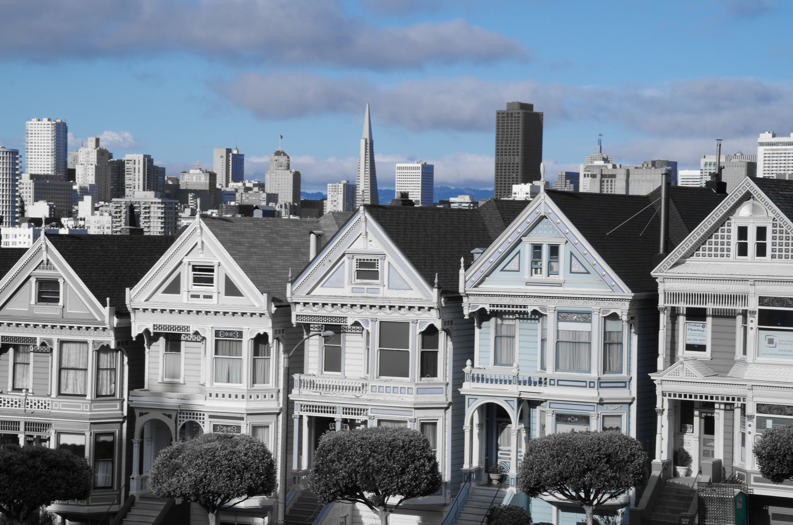 six sisters San Francisco