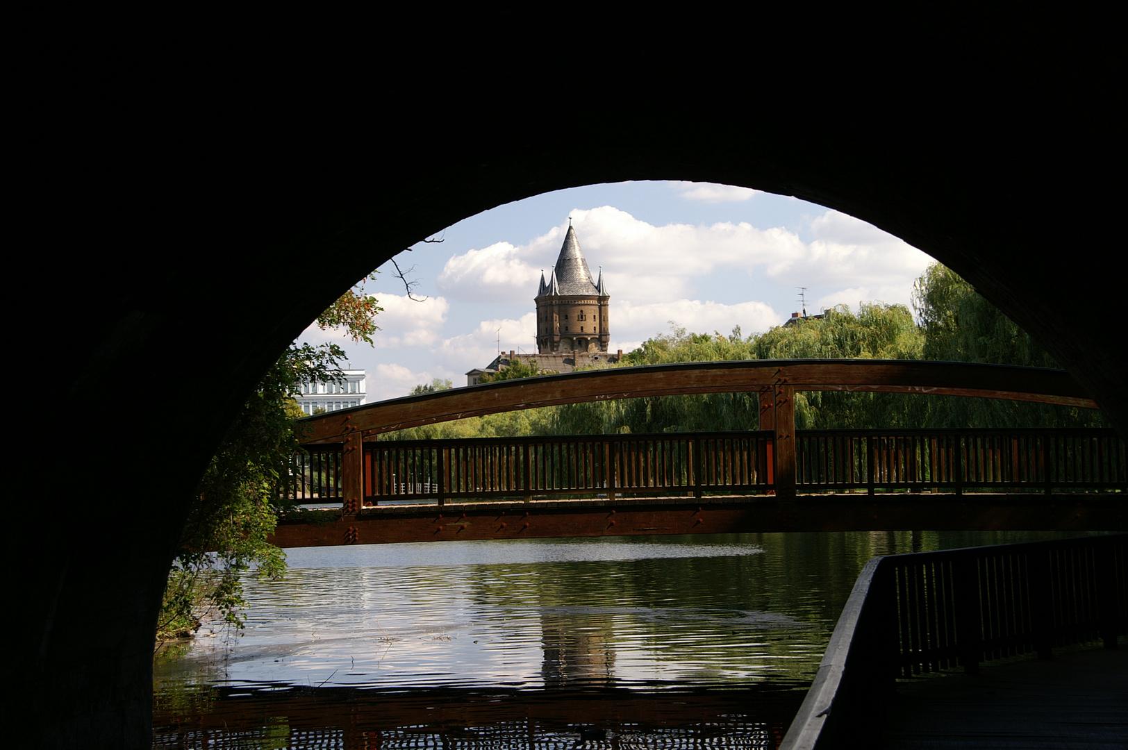 Sixti-Ruine Merseburg