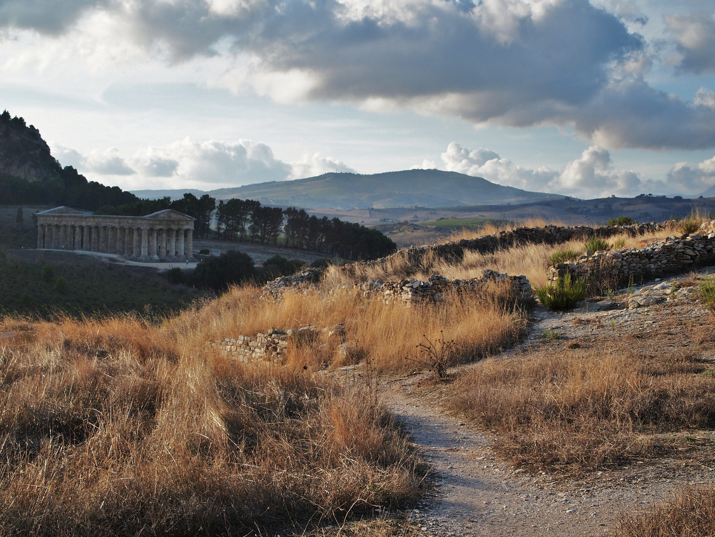 Sizilianische Landschaft