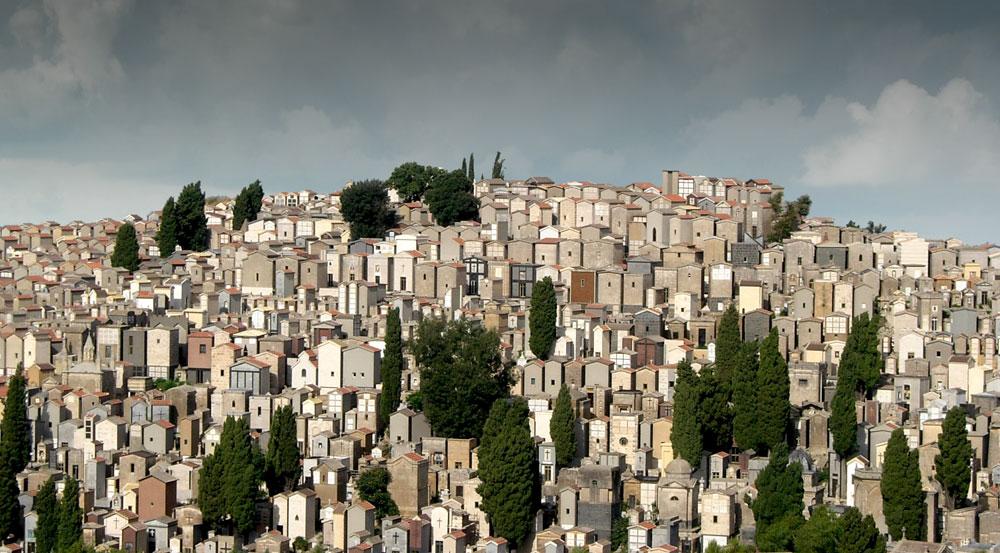 Sizilianischer Friedhof