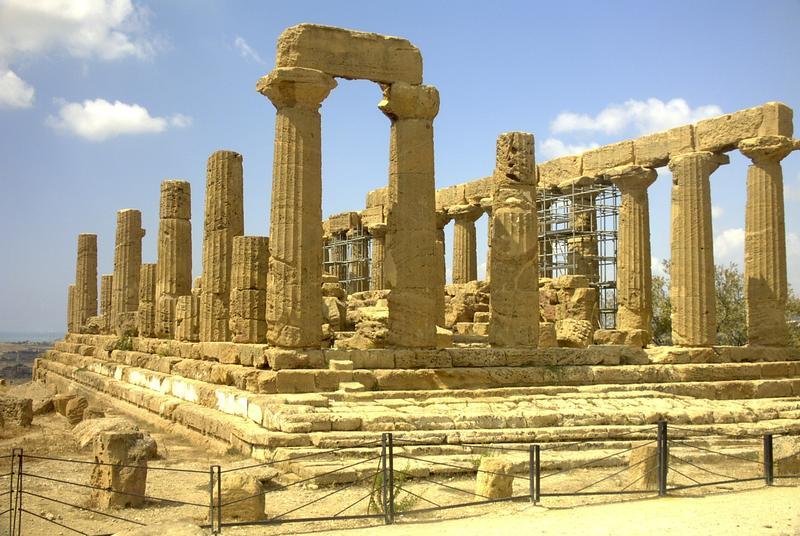 Sizilien Agrigento