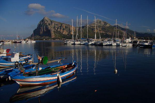 Sizilien, Hafen von San Vito lo Capo