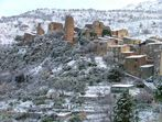 Sizilien mit Schnee 2 ... Sicily with snow  ... neve in Sicilia.