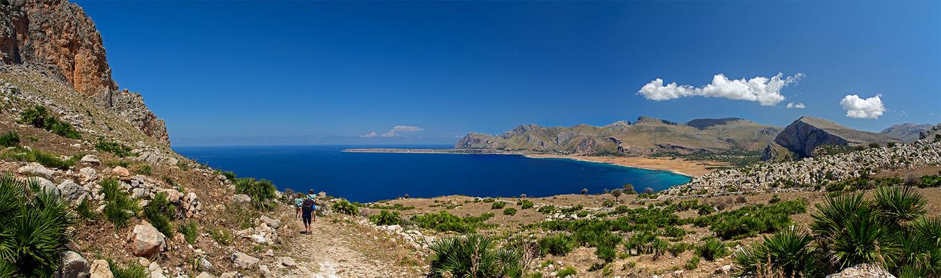 Sizilien - Monte Cofanu