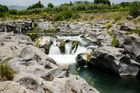 Sizilien - Nr. 35 - Am Alcantarafluss