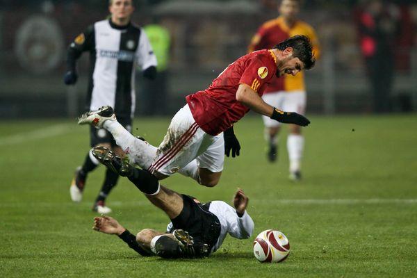 SK Sturm Graz vs Galatasaray