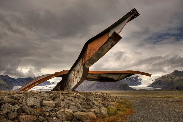 * Skaftafjell * . . . Iceland 26