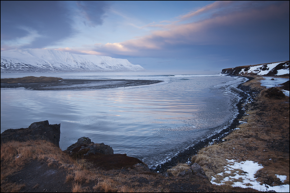 Skagafjörður-Ausblick