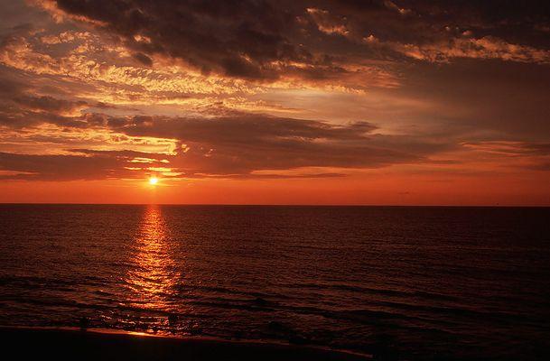 Skagerak - sunset