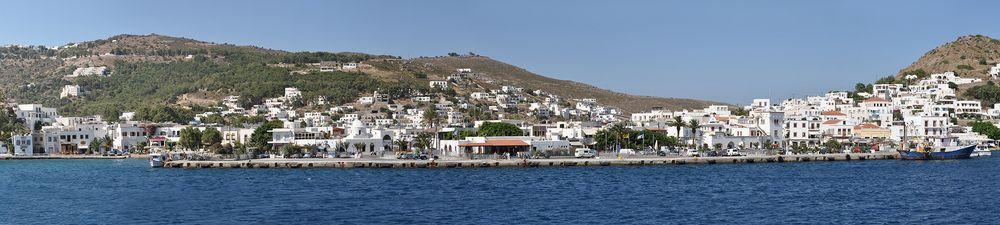 Skala auf Patmos