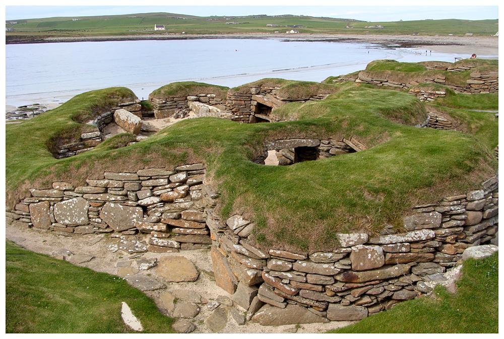 Skara Brae - Orkney Islands - Schottland