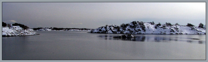 Skargarden-Inseln bei Göteborg