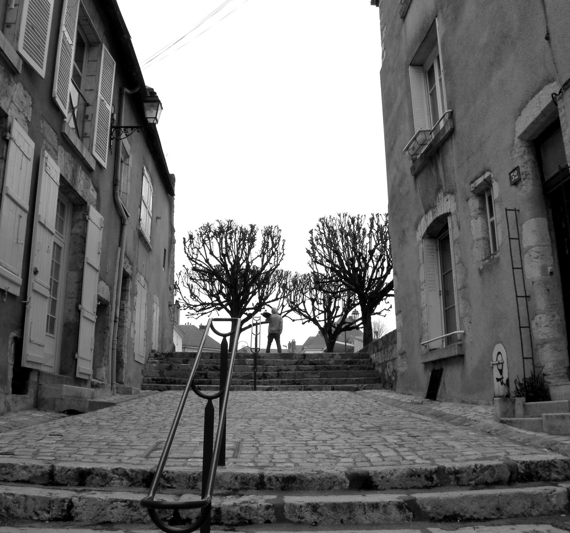 Skate à Blois.
