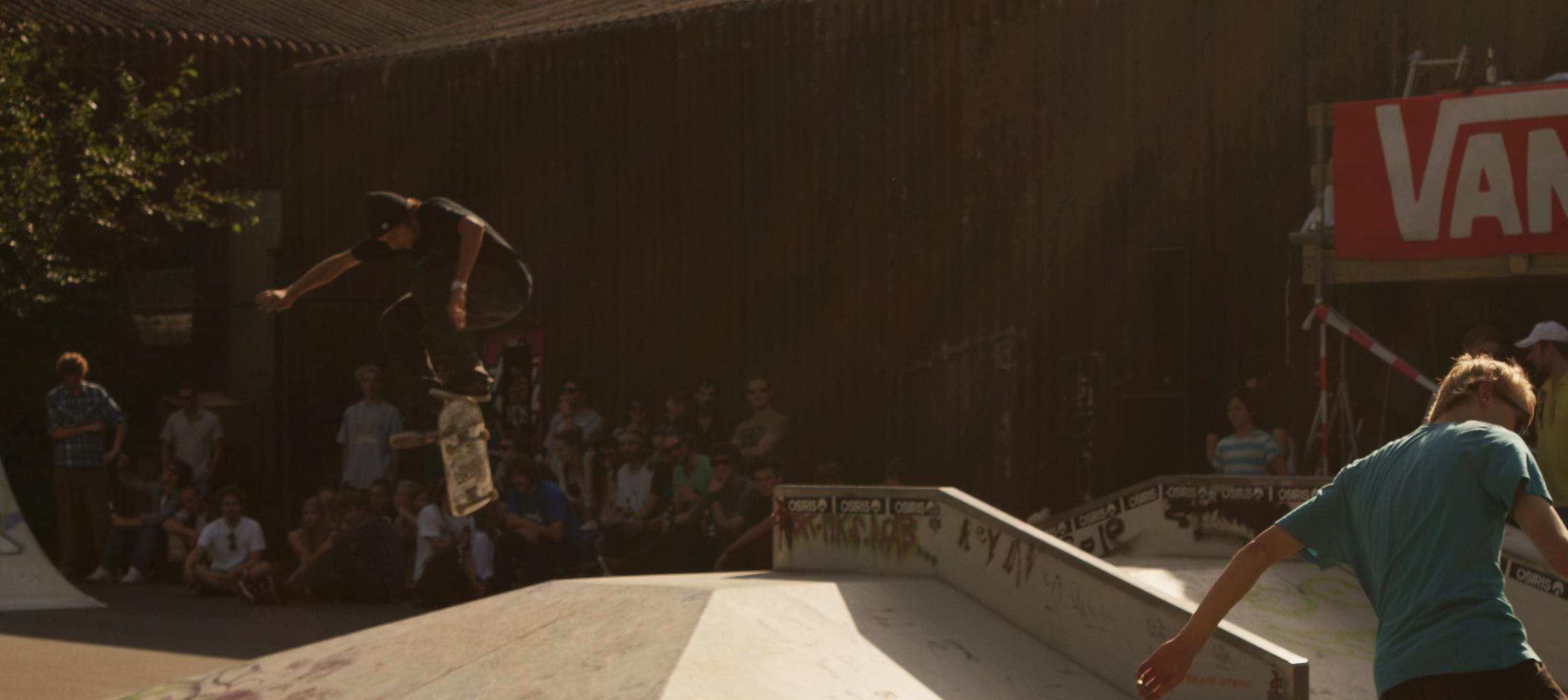 Skate Contest 1O