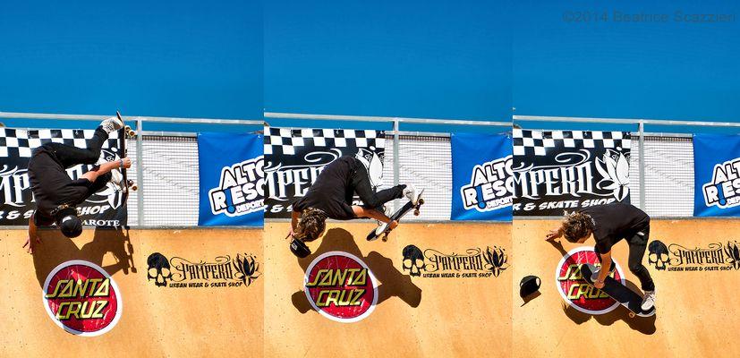 Skate Contest Famara